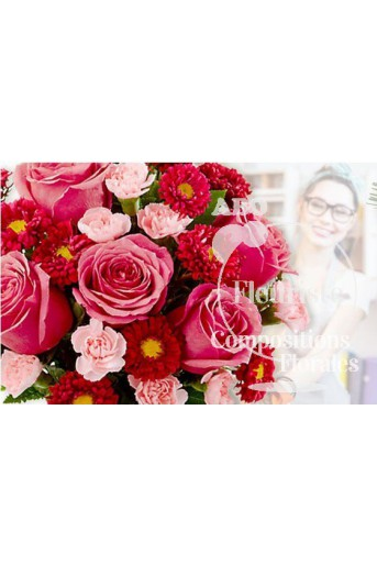 Le charme du fleuriste